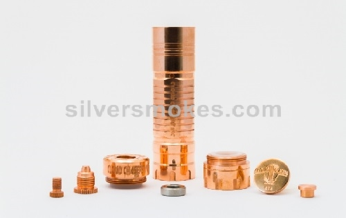 Cloud Chasers Copper CCI Mod
