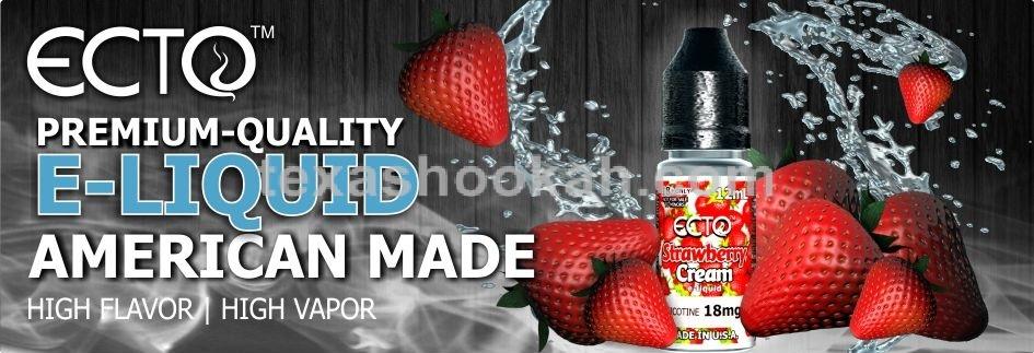 ECTO E-Liquid / USA Made E-Liquid - SilverVapes com
