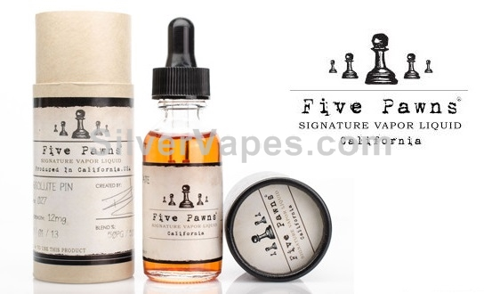 Five Pawns eLiquid / Vapor Liquid