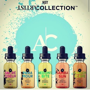 NJOY Artist Collection Eliquid