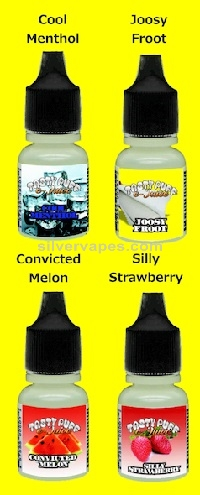 Tasty Puff EJuice Flavors
