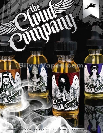 The Cloud Company E-Liquid